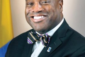 Councilman Mark-Anthony Middleton