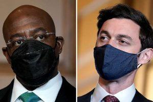 ©Greg Nash. Georgia senators press administration, Senate Dems on coronavirus relief: report