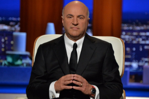 Shark Tank's Kevin O'Leary