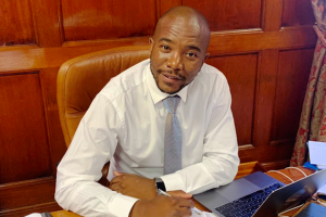 One South Africa Movement leader, Mmusi Maimane