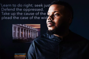 Michael Tubbs, mayor of Stockton, California, spearheaded Mayors for Guaranteed Income, a coalition of 17 mayors who support implementing a federal guaranteed income.