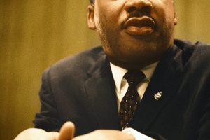 Martin Luther King Jr.(Photo by Unseen Histories.)